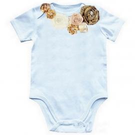 Baby shirt champagne
