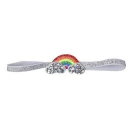Unicorn Haarband Regenboog
