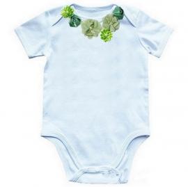 Baby shirt Pistache