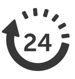 24-UURSLEVERING- hoe werkt het?