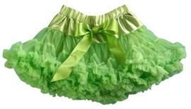 Pettiskirt Lime green