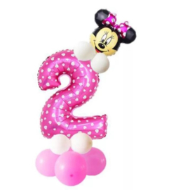 Minnie Mouse 2 jaar, 9-delig