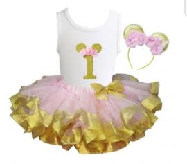 Minnie Mouse verjaardagset 1 jaar