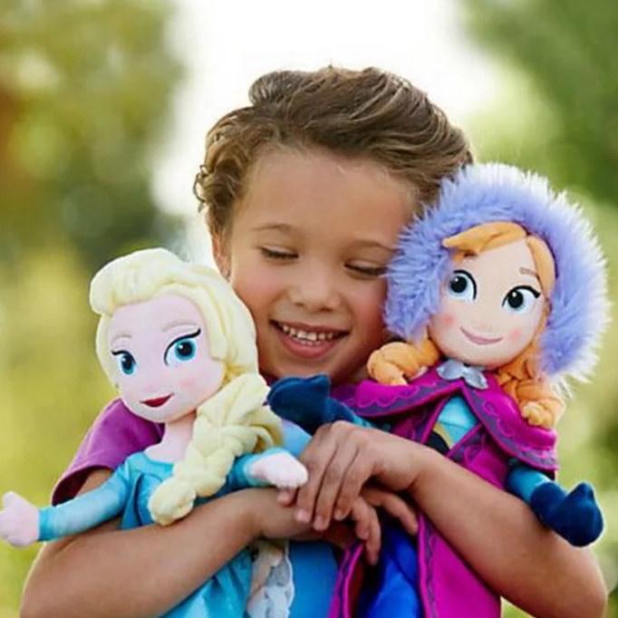 Frozen Anna pop 50 cm