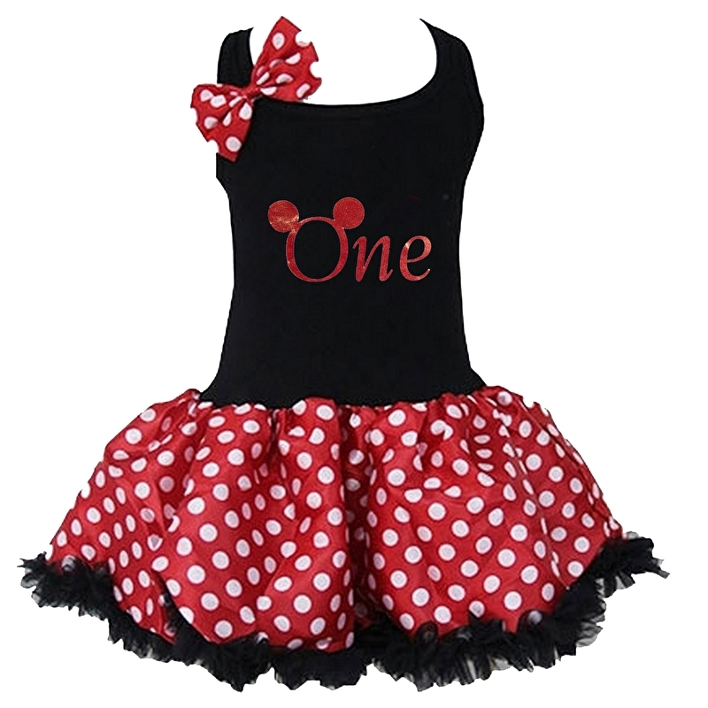 Minnie Mouse jurk One