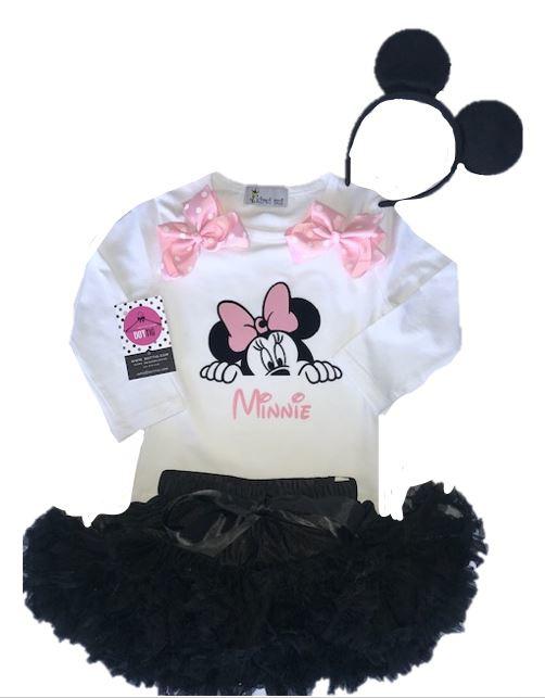 Minnie Mouse setje (3-delig)