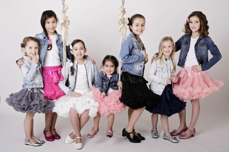 Prinses ballerina schoenen ZILVER GLITTER + 2 gratis bloemclips en 1 haarbloem