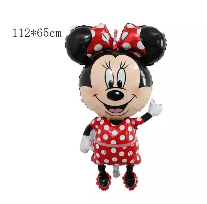 Minnie Mouse folie ballon 112 CM