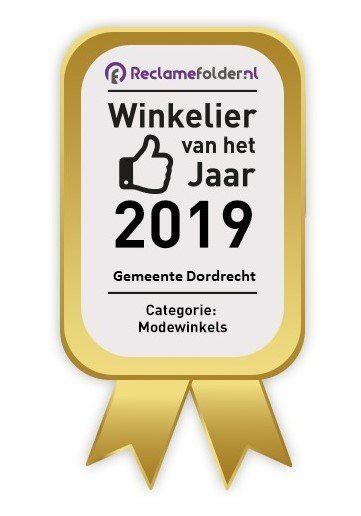winkel van het jaar 2019