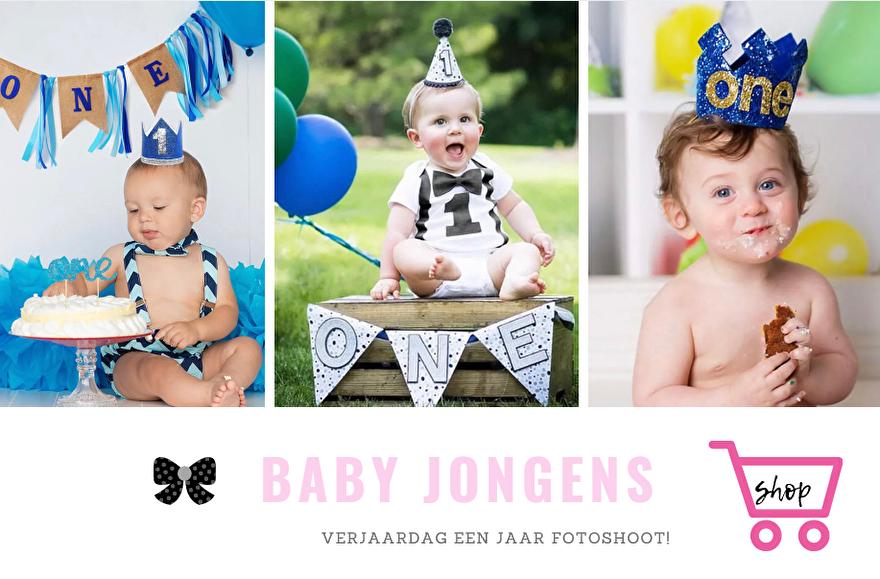 baby-verjaardag-1-jaar-eerste-romper-outfit-kroon-verjaardagkleding-jongen