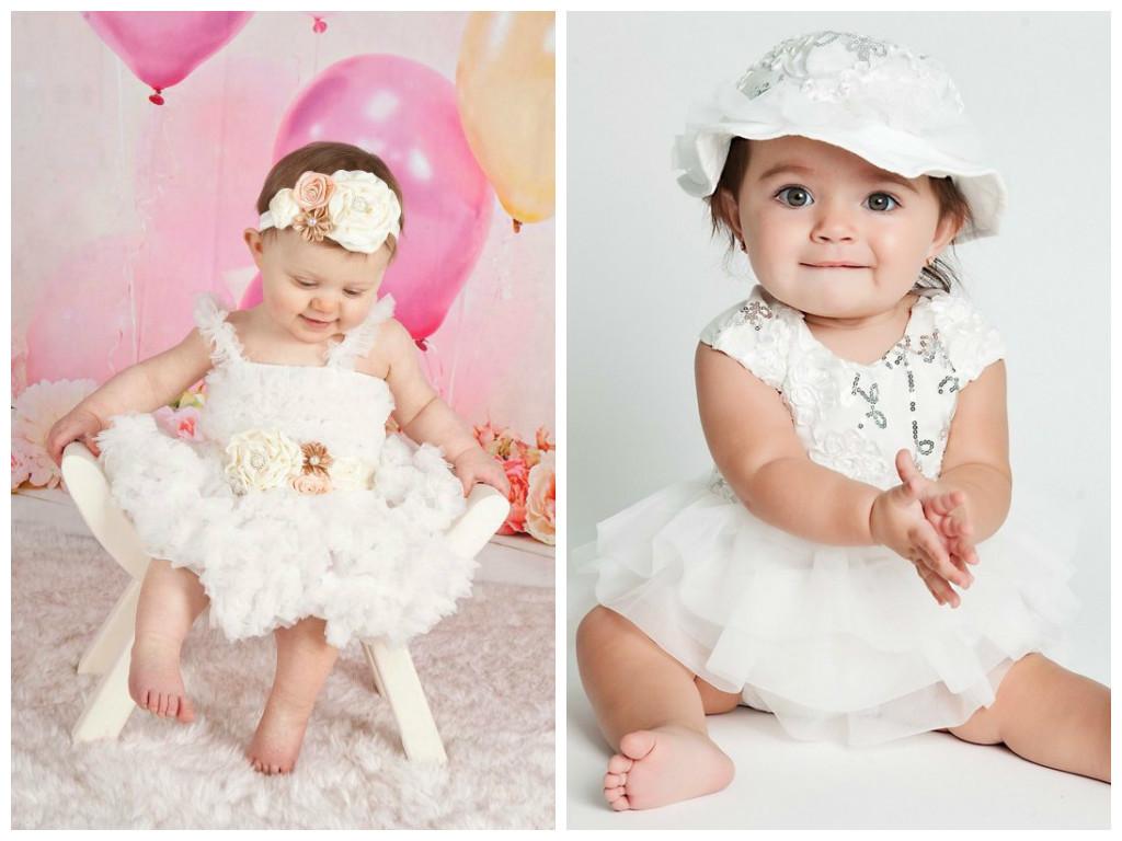 Baby Jurken Baby Feestkleding Bruidskleding Baby Baby