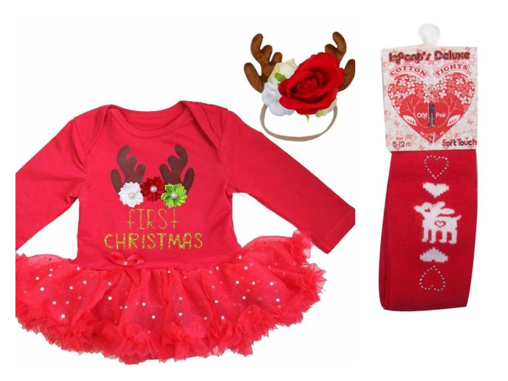 First-Christmas-babyjurkjes-met-naam-goedkoop-kerst-fotoshoot