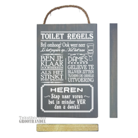 S181 Toiletregels