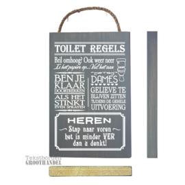 S181 Toiletregels