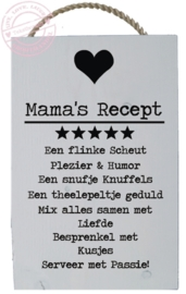 S162 Mama`s recept