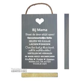S156 Bij mama