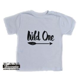 Wild One Shirt korte mouw