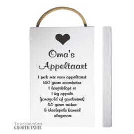 S146 Oma`s appeltaart