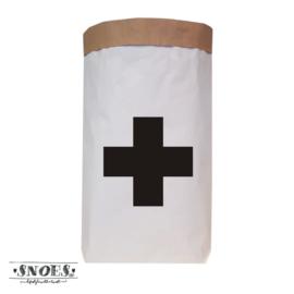Paper bag XXL Cross