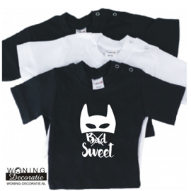 Bad Sweet Baby Shirt korte mouw
