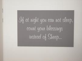 If at night..