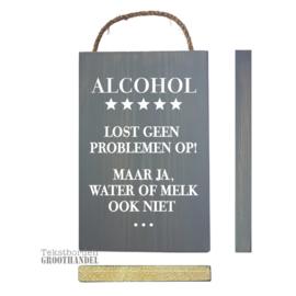 S531 Alcohol lost geen problemen op