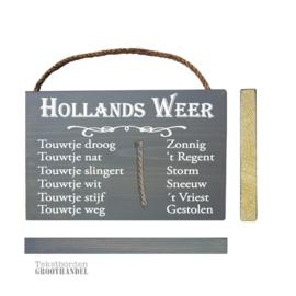 S569 Hollands weer