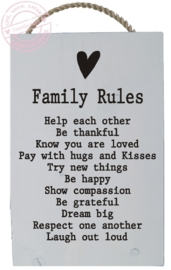 S120 Family rules