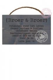 S610 Broer en Broer