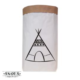 Paper bag XXL Tipi
