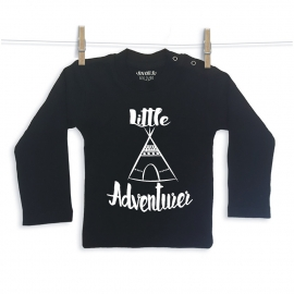 Little Adventurer Shirt Snoes Lifestyle
