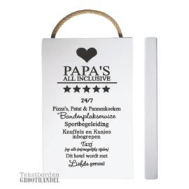 S169 Papa`s all inclusive
