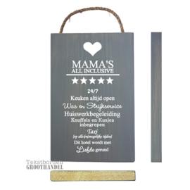 S170 Mama`s all inclusive