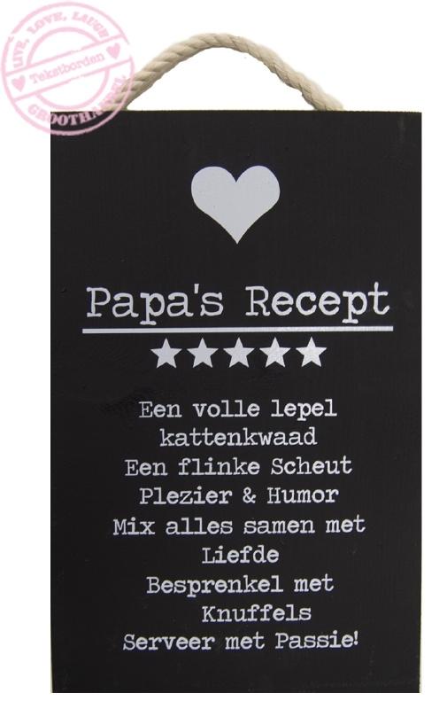 S163 Papa`s recept