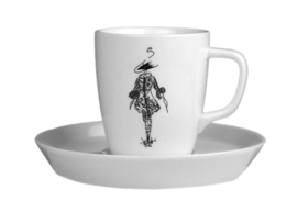 Koffiekop Inéz - Paris  Sold Out