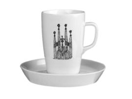Thee mok Sagrada Familia - Barcelona