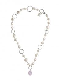 Perlas Anillo necklace