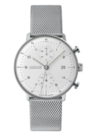 Junghans horloge 027/4003.44 by Max Bill