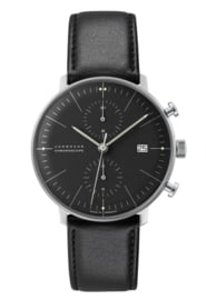 Junghans horloge 027/4601.00 by Max Bill
