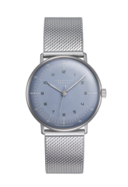 Junghans horloge 027/3600.44 by Max Bill