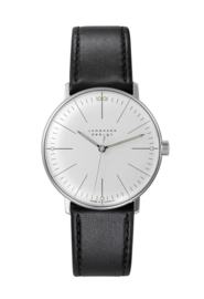 Junghans horloge 027/3700.00 by Max Bill
