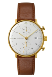 Junghans horloge 027/7800.00 by Max Bill