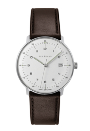Junghans horloge 041/4461.00 by Max Bill