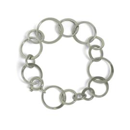 Robuust cirkel armband