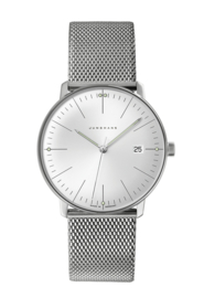 Junghans horloge 041/4463.44 by Max Bill