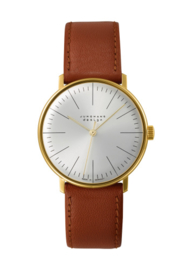 Junghans horloge 027/5703.04 by Max Bill