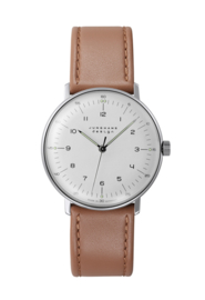 Junghans horloge 027/3701.00 by Max Bill