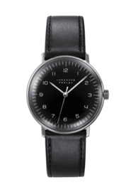 Junghans horloge 027/3702.00 by Max Bill