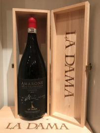 Amarone della Valpolicello Classico La Dama 2015  DOCG, (BIO) *****