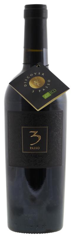 3 passo Blend - BIO - Rosso - Puglia - Italia